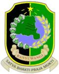 lambang kabupaten banyuwangi