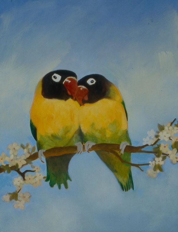 dua burung